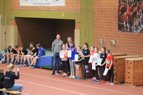 65 Teilnehmer bei den U16/U14 Kreismeisterschaften